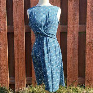Motherhood Maternity Spring Dress, Crossover Front